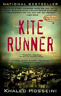 """The Kite Runner Very interesting. I feel you should read this book first for this author then """"A Thousand Splendid Suns""""."""