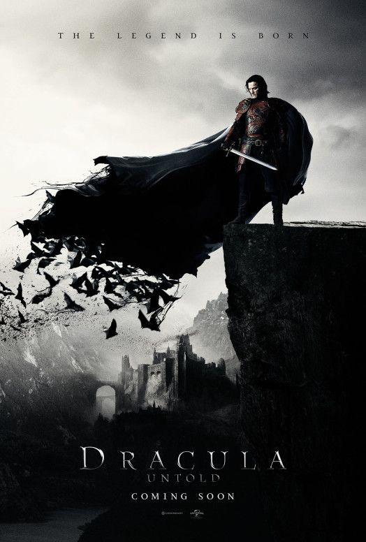 International Poster: Dracula Untold (Film) #DraculaUntold