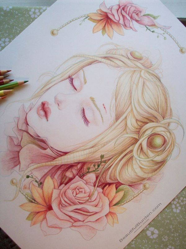 14 X 17 Faber Castell Polychromos By Jennifer Healy This Is