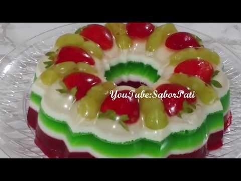 Gelatina De Fresas Encapsuladas Colaboración Con Cocina