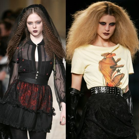 "25 ""Proper Girl Gone Bad"" London Fashion Week Looks"