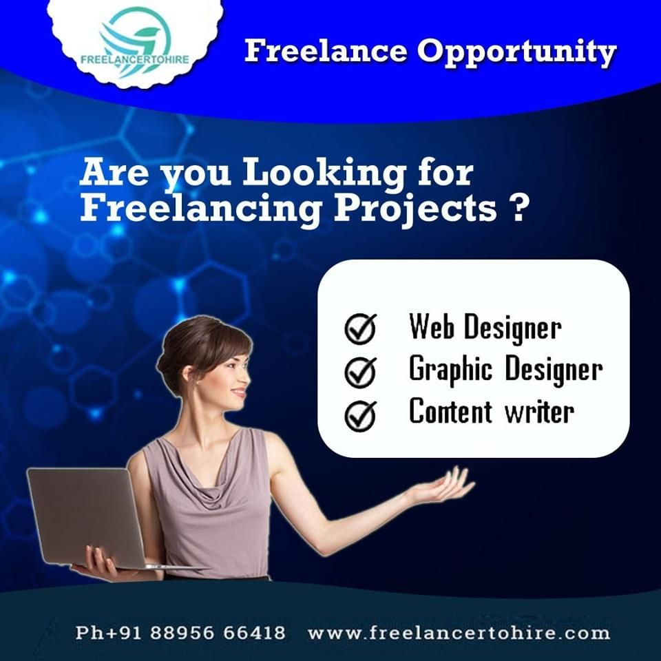 FreelancertohireTop freelance websites in India