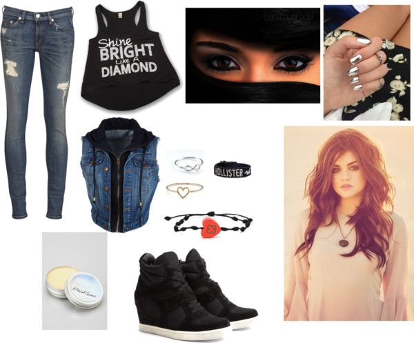 """""""Chillin In LA"""" by tearahunter on Polyvore"""