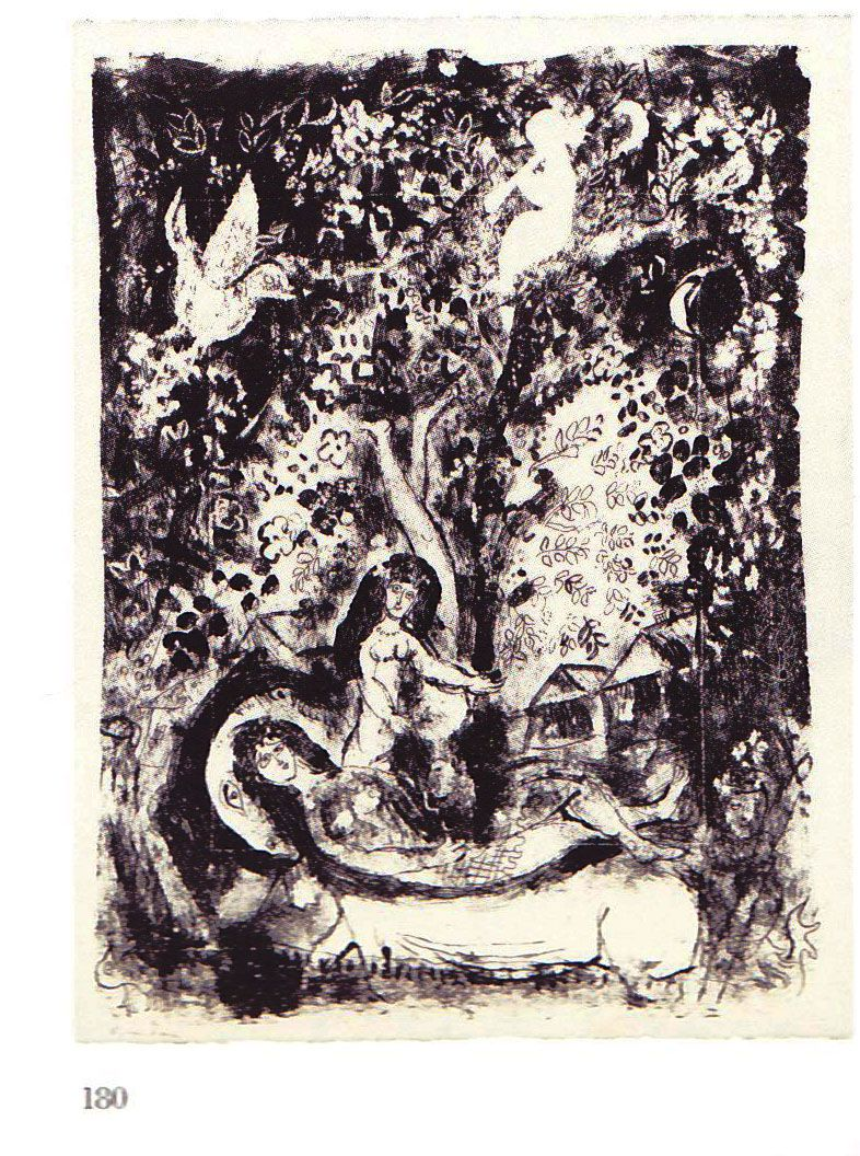 Lithographs | Marc Chagall: The Lithographs (La Collection Sorlier)