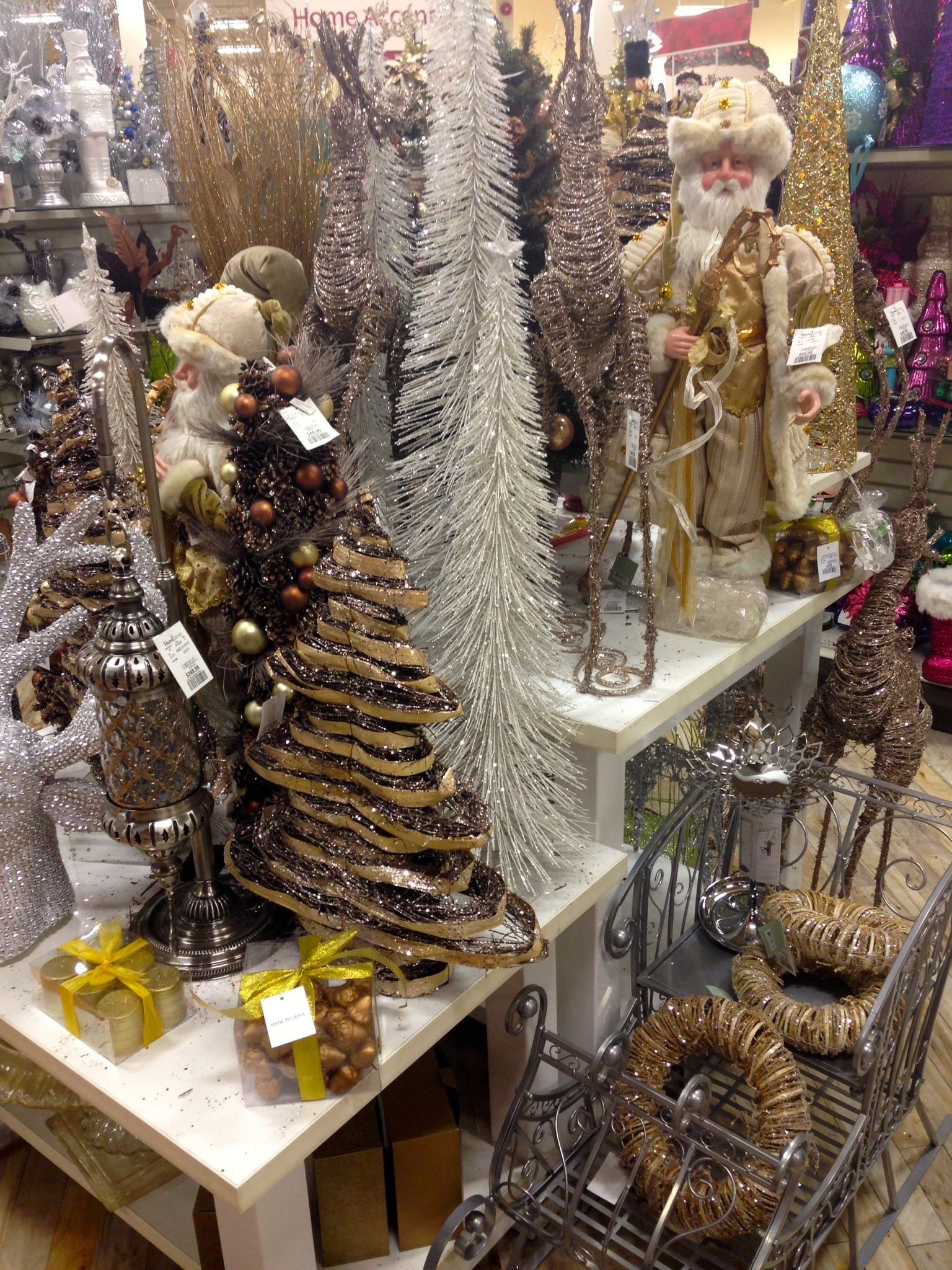 Christmas Decor - Homesense