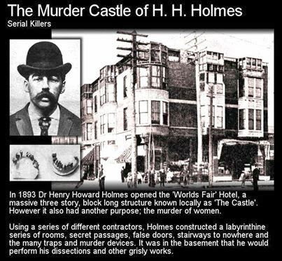 63 Best Hhholmes Images Serial Killers Holmes White City
