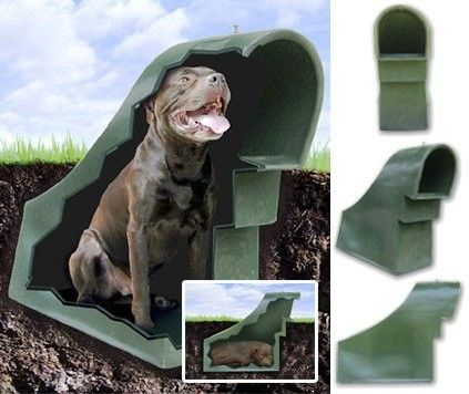 15 Unique Dog Houses Via Thepetscentral Com Dog House Cool Dog Houses Winter Dog House