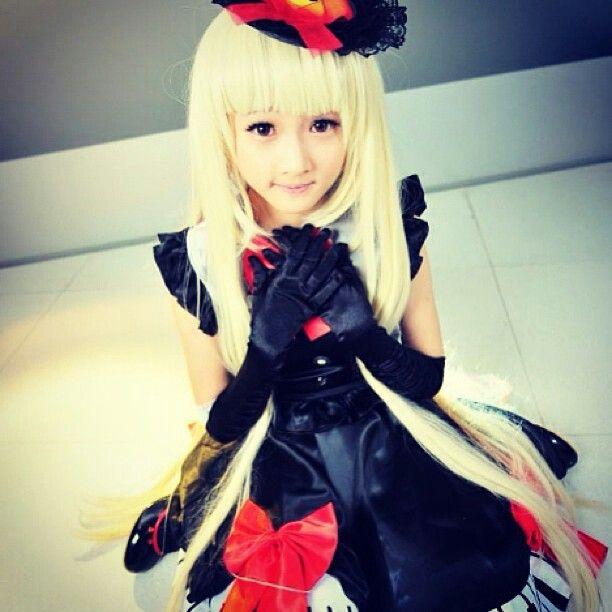 Mayu Cosplay Vocaloid