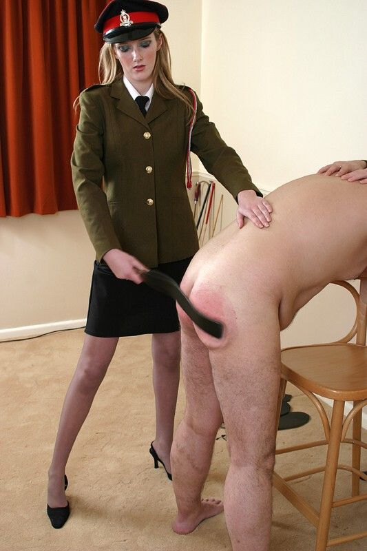 Hard female spank men — pic 6