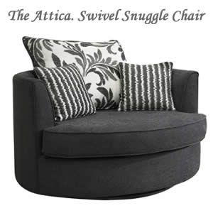 Everyone Should Have A Snuggle Chair!!