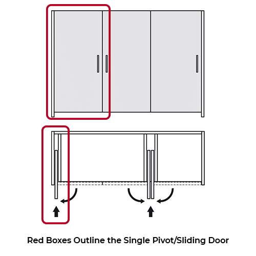 Hawa Concepta Pivot Sliding Door Pocket Kit Partition Plus In 2020 Sliding Pocket Doors Sliding Doors Partition Door