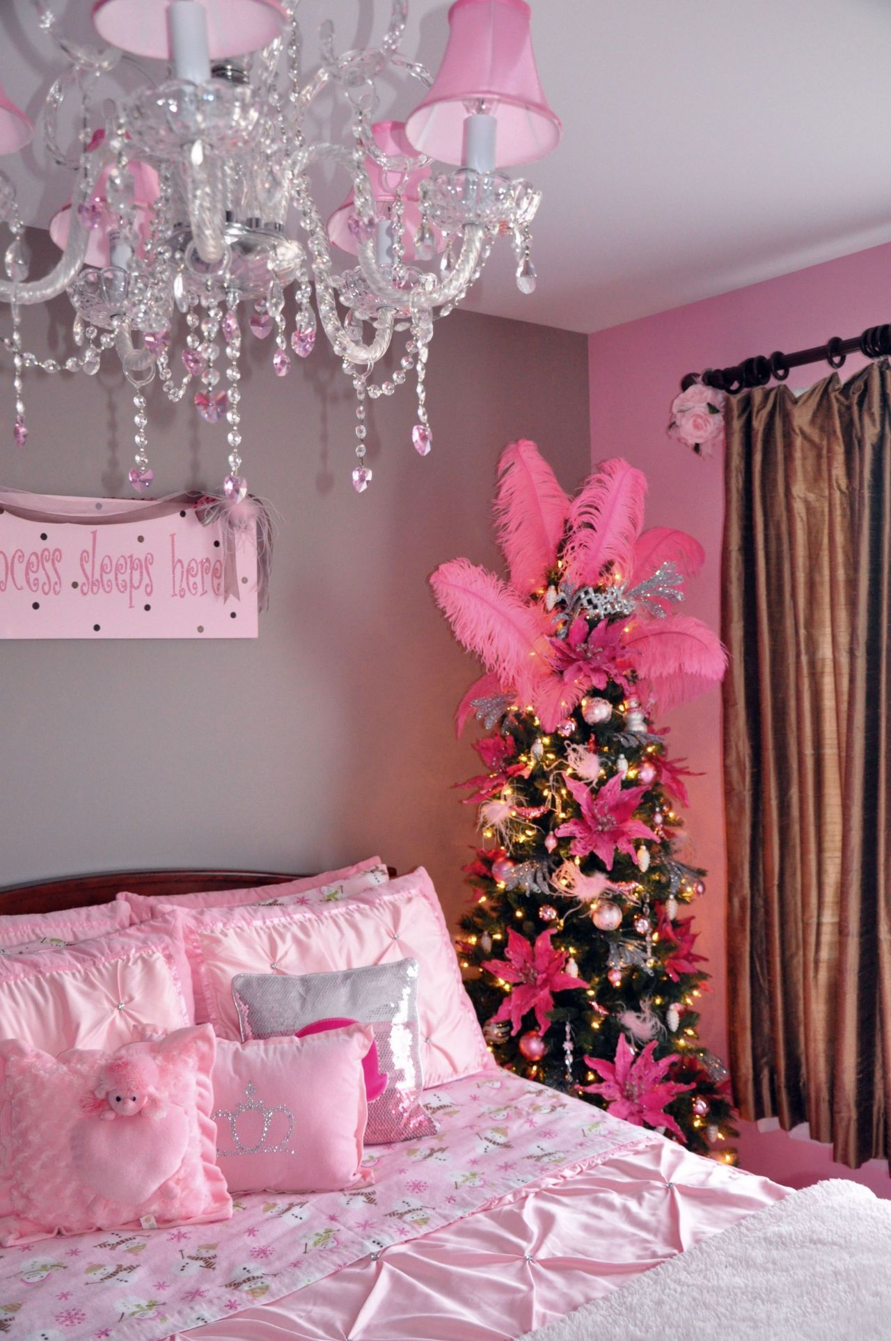 Christmas decorations bedroom girly ideas 57 images