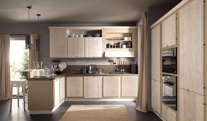 Come costruire una cucina in muratura | Cucine | Cucina in ...