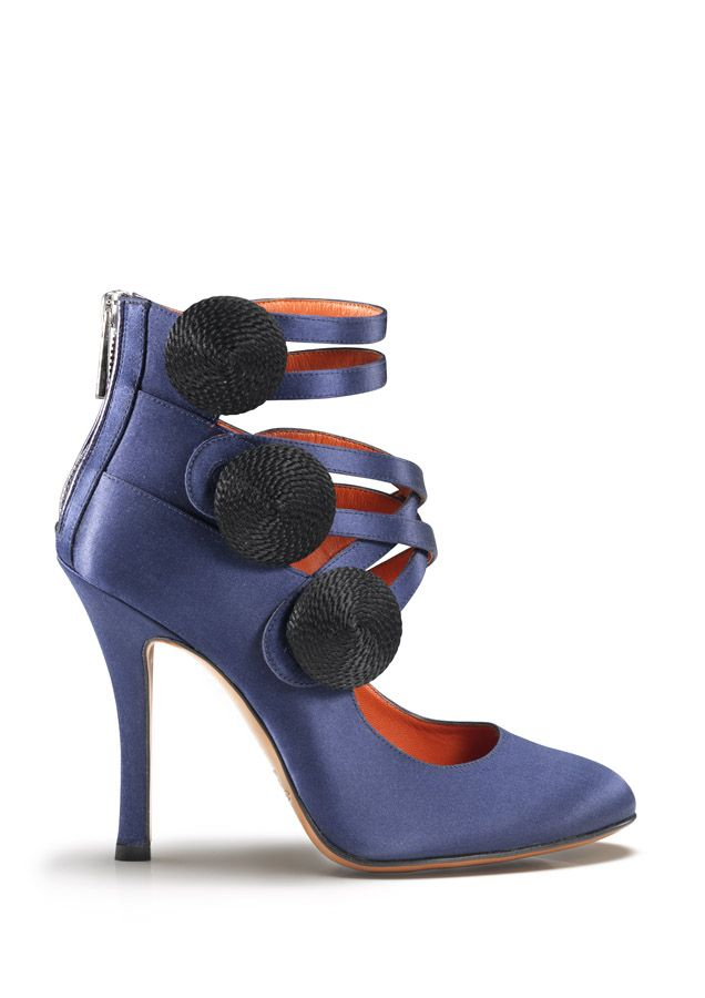 Santoni shoes. #woman #style #fashion #shoes