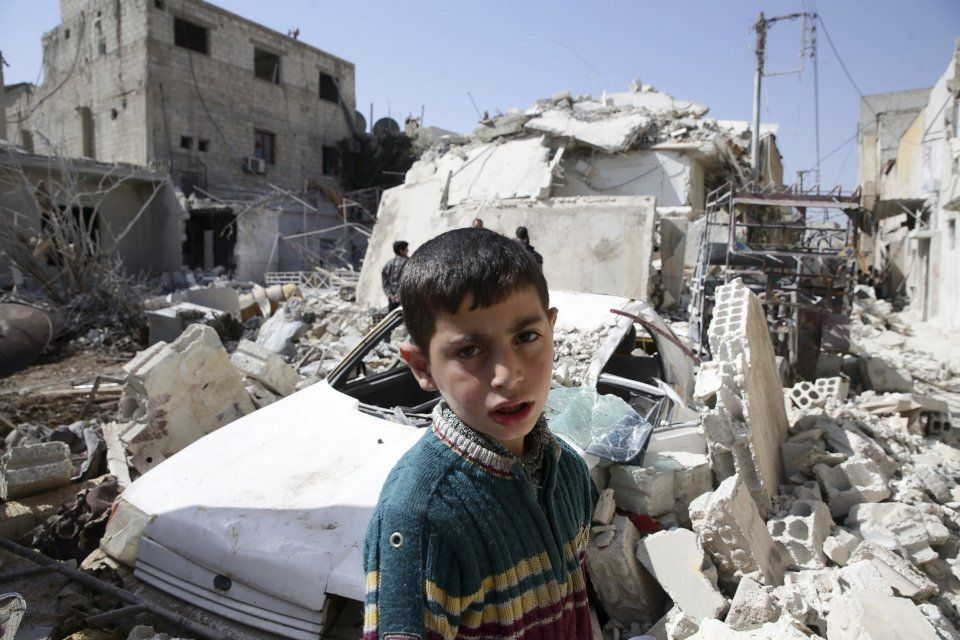 syrian children caught in civil war - Yahoo Image Search Results