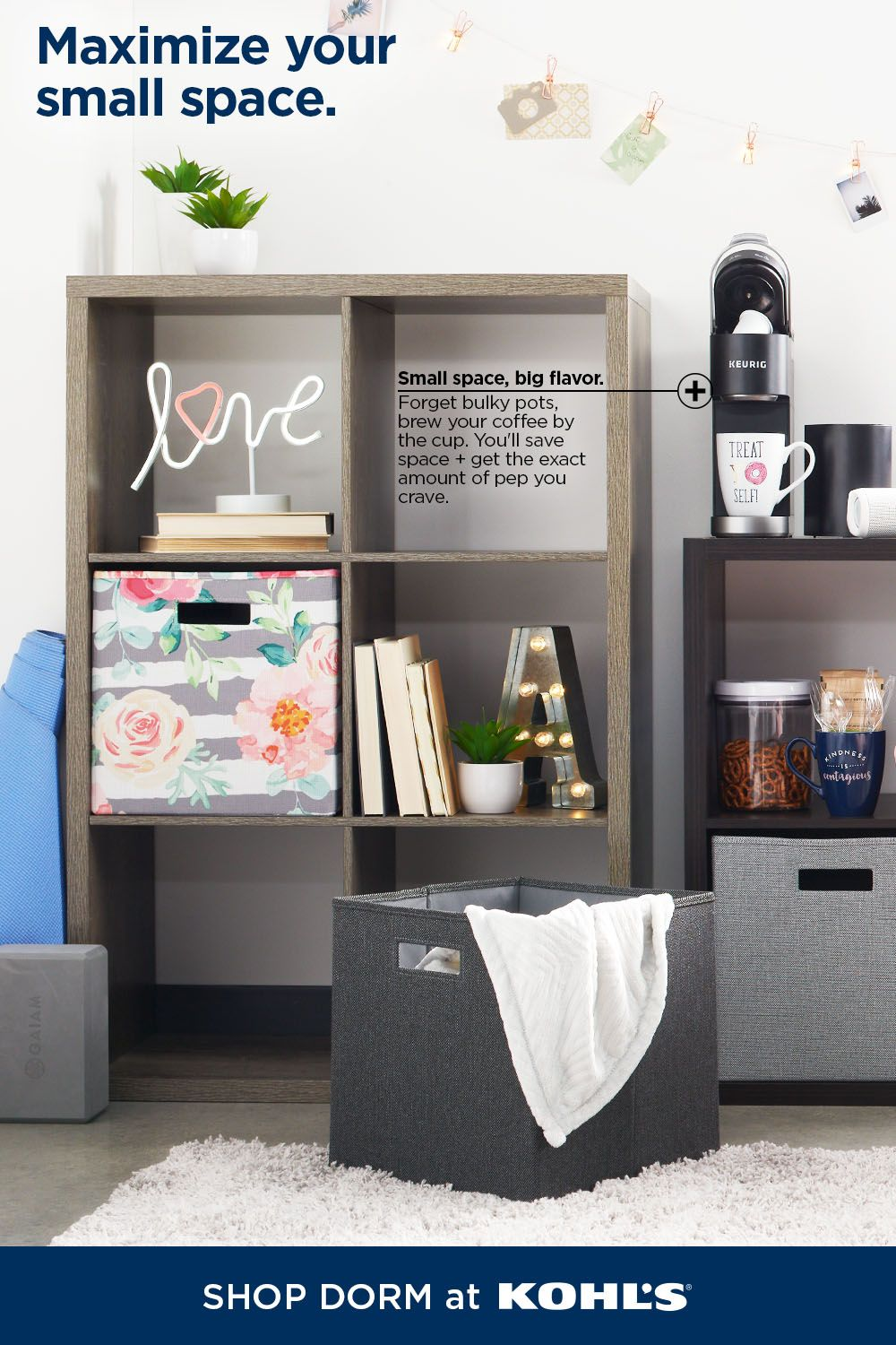 Find A Right Place For Everything With Storage Solutions From