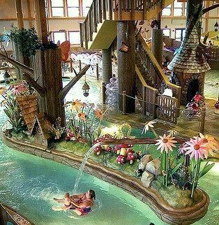 Most Kid Friendly Resort Zehnders Splash Village Frankenmuth Michigan