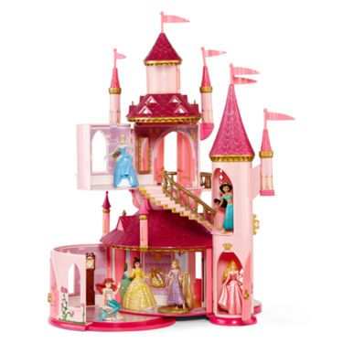 Jcpenney Disney Collection Princess Play Castle Kids