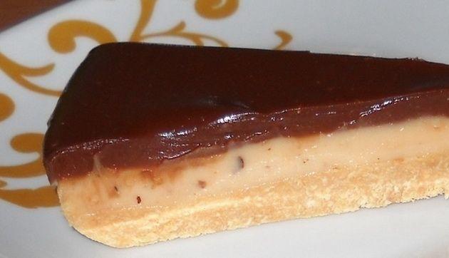 """Брзинска варијанта на неодоливата торта """"Карамела бакнеж"""" која може да ја направите додека трепнете. ..."""