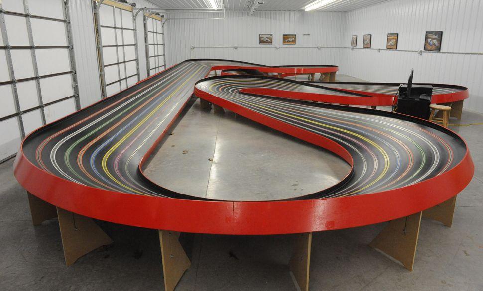 G22 Lasalle Raceway Breezewood Pa Slot Cars Slot Car Tracks Slot Car Racing