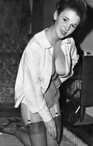 fec31c8ed8d Jane Paul - 33 | pin ups | Vintage lingerie, Vintage, Nylon stockings