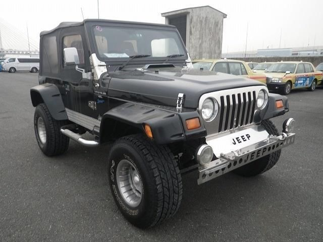 1998 Jeep Wrangler 4.0 Sport Soft Top 3dr   1998 Jeep Wrangler, Jeeps And  Cars
