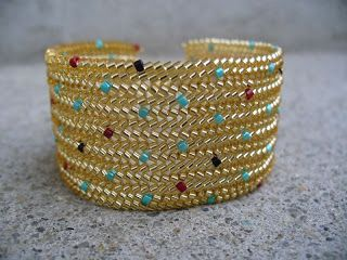 Madame Bijou: Armbänder   – Pul ve Boncuk  takılar Sequıns Beads Charms