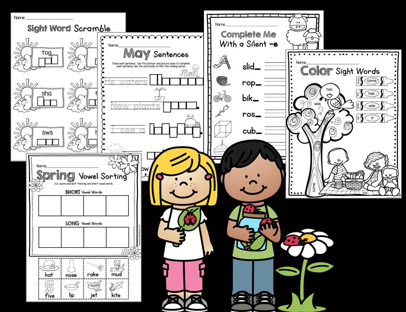 May In Kindergarten