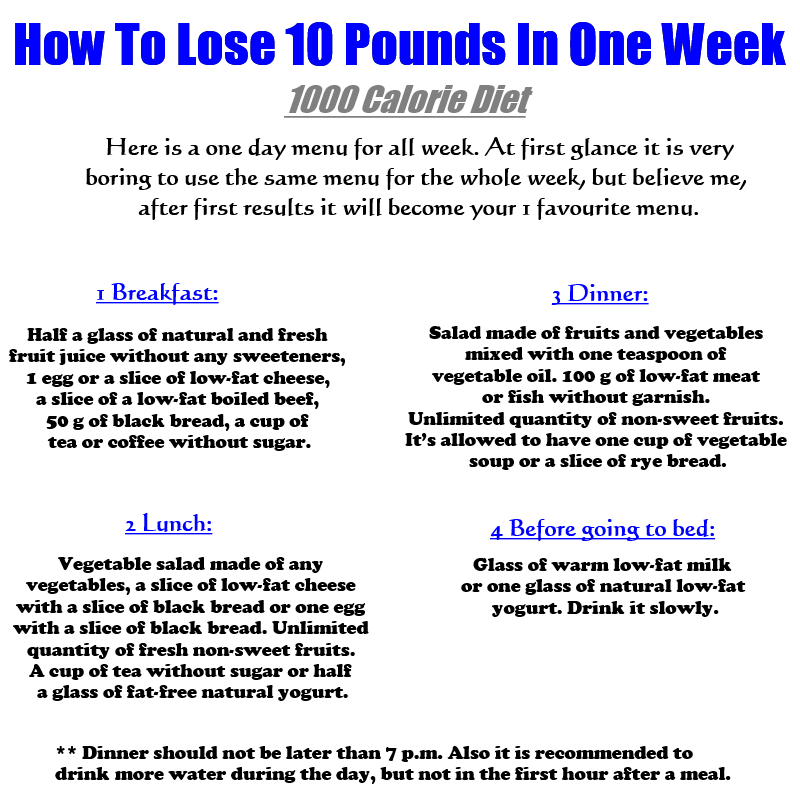 Want to lose weight but dont know where to start