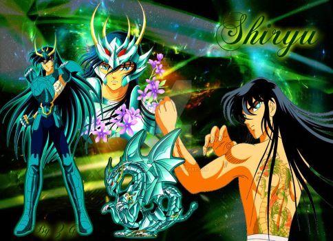 Shiryu de Dragon by ZafirodeGeminis