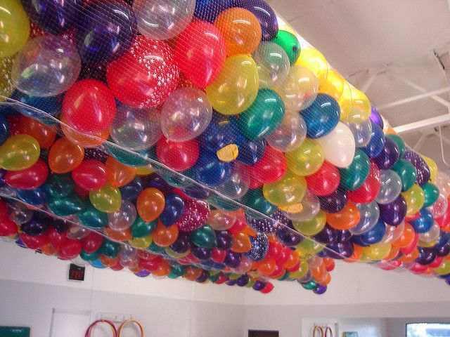 Balloon Drop Nets My Style Pinterest New Years Party New