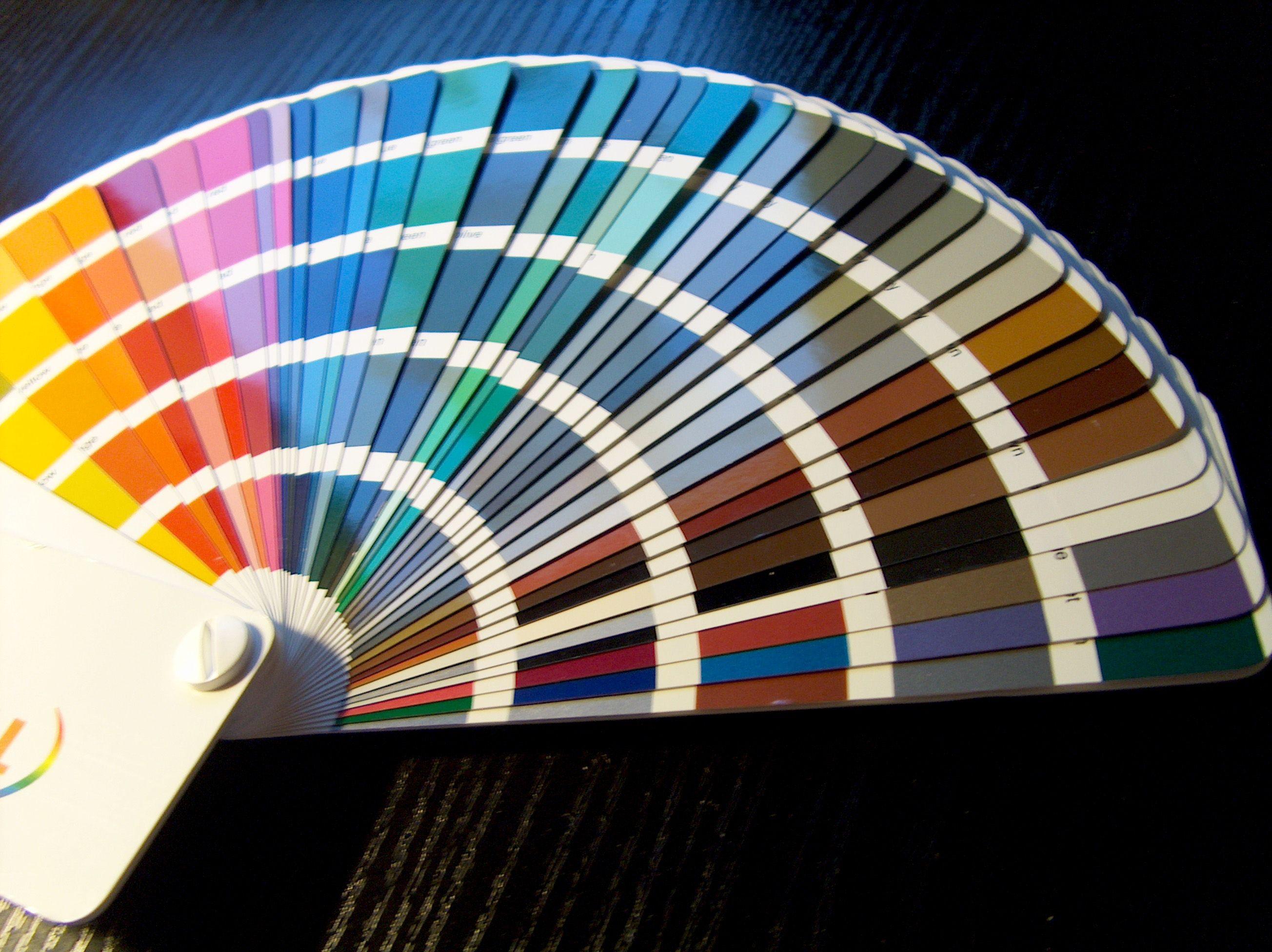 Levis-congres: de juiste verfkleuren kiezen