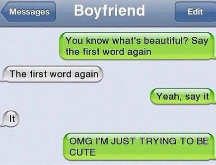 Sarcasm! (@LOLTextFail)