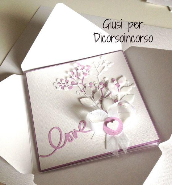 Una Card Per Un Matrimonio Biglietto Di Congratulazioni Biglietti Di San Valentino Biglietto Di Matrimonio