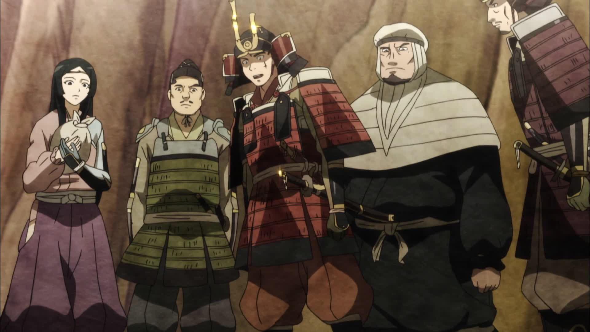 Angolmois genkou kassenki episode 9 anime watch online