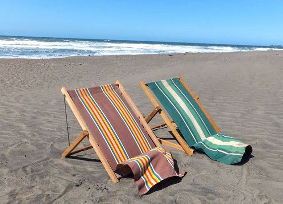 canvas beach chair folding chairs outdoor target vintage sale the ocean