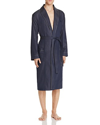 159.99$  Watch now - http://vicpk.justgood.pw/vig/item.php?t=9bcx0257278 - BOSS Hugo Boss Premium Shawl Collar Dotted Robe 159.99$