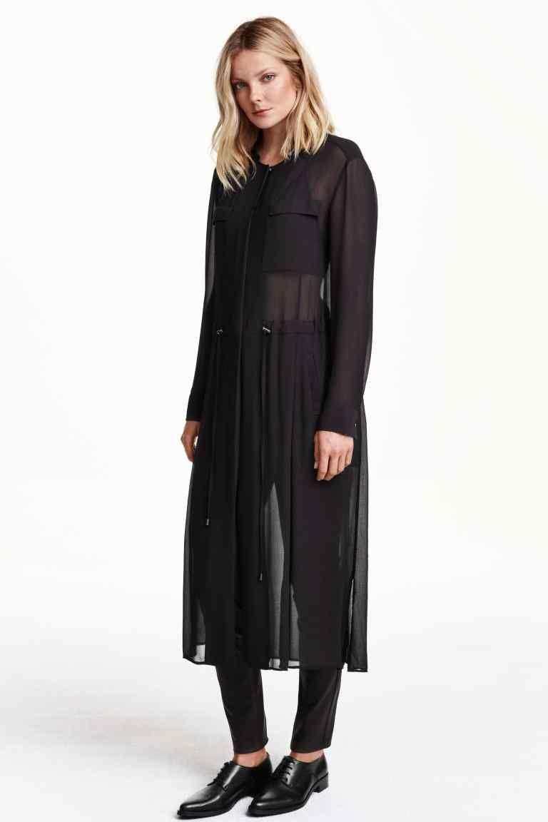 profiter de la livraison gratuite Site officiel avant-garde de l'époque Robe chemise longue | H&M | MODE | Robe chemise longue, Robe ...