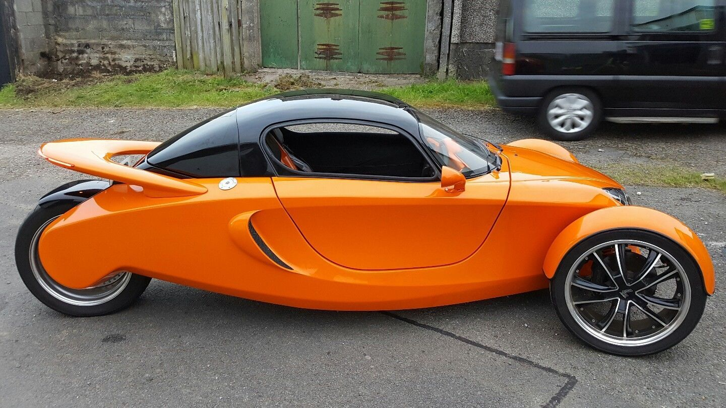 Reverse Trike Kit Car For Sale Uk