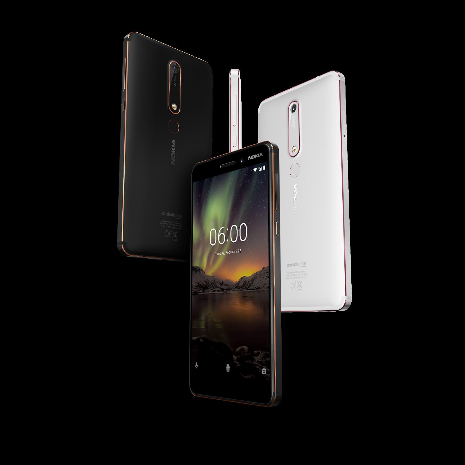 Nokia 6 2018 edition Nokia 6, Smartphone, Phone