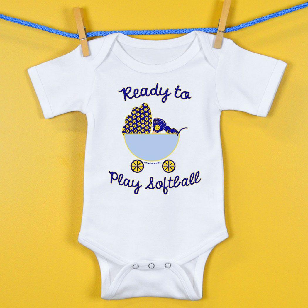 1d75504a1 softball onesie | Home > Softball Gifts > Softball Baby & Toddler > Onesies  >
