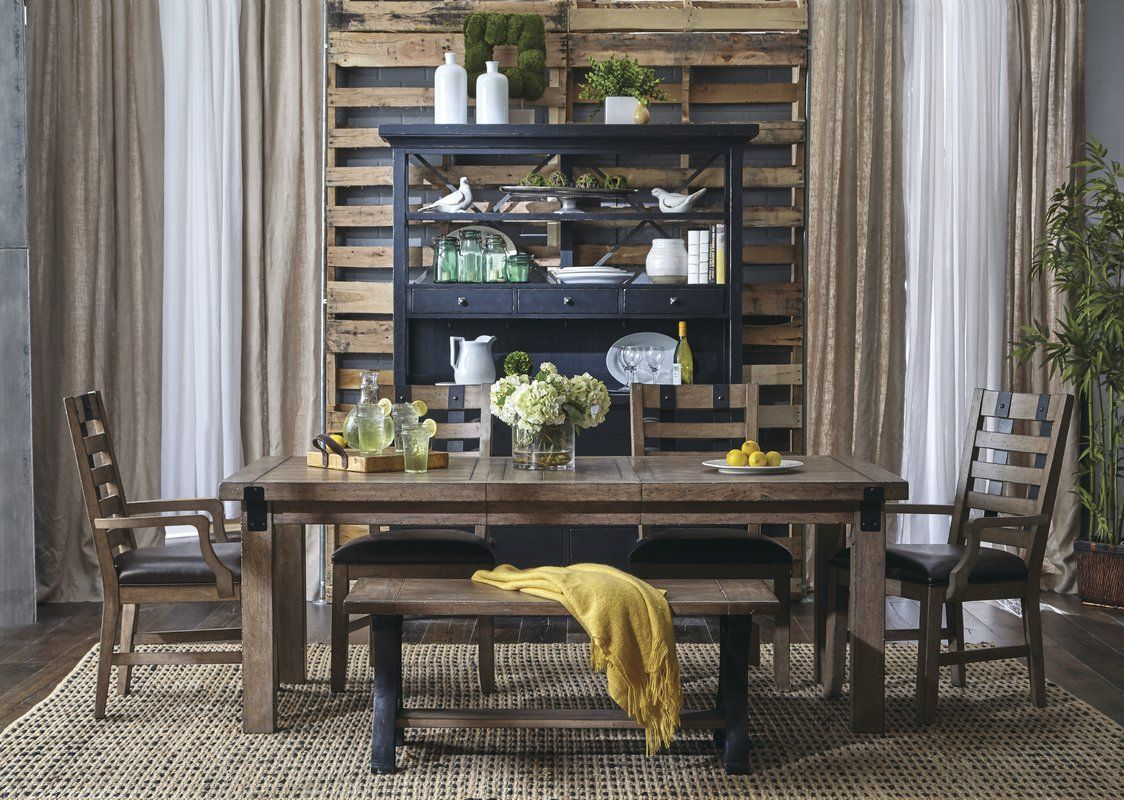 Fort Oglethorpe Extendable Dining Table Solid Wood Dining Chairs Dining Table In Kitchen Dining Table Legs