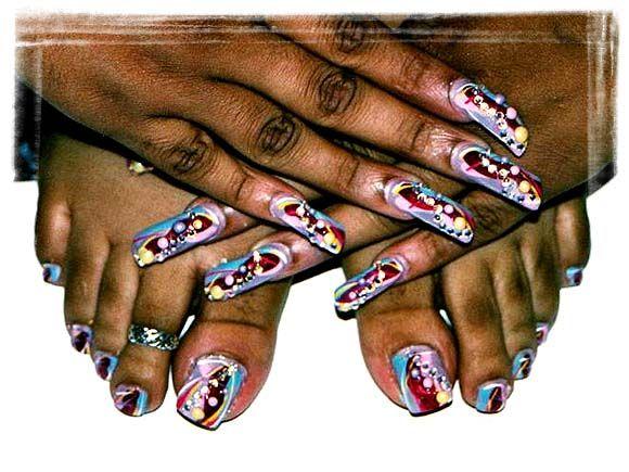 Best acrylic nails art designs - Best Acrylic Nails Art Designs Kynnet Pinterest Ghetto Nail