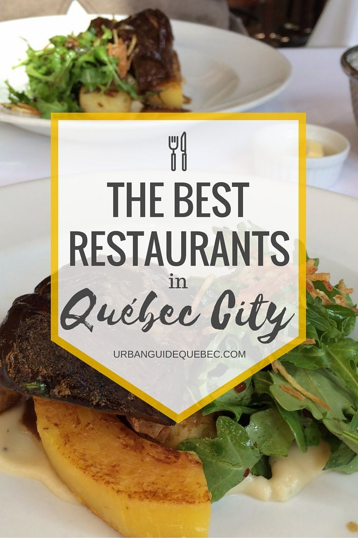 Planning A Visit To Québec City Here Is Our Springsummer List Of