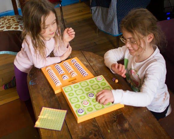 Craft Knife: Homeschool Math: Roll n' Multiply