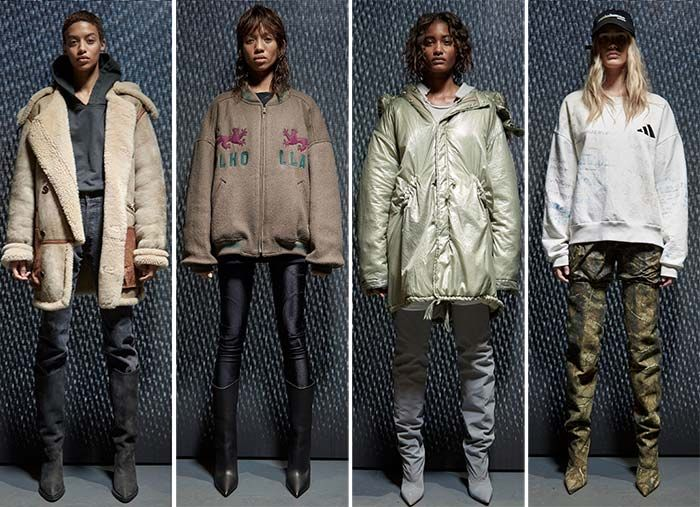yeezy collection 2018