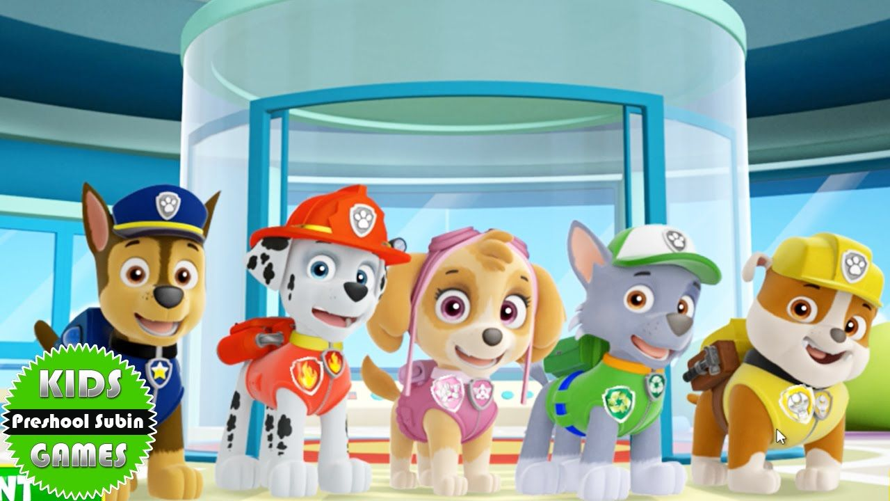 Paw Patrol Full Episodes