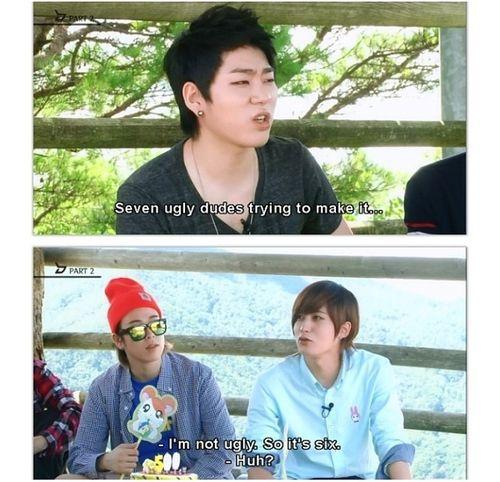 Cocky Jaehyo Block B Kpop Funny Memes