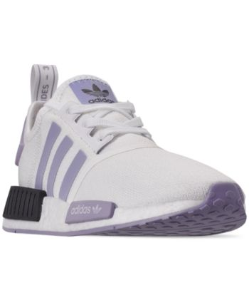 Adidas adidas Women's Nmd R1 Casual Sneakers from Finish Line from Macys | ShapeShop
