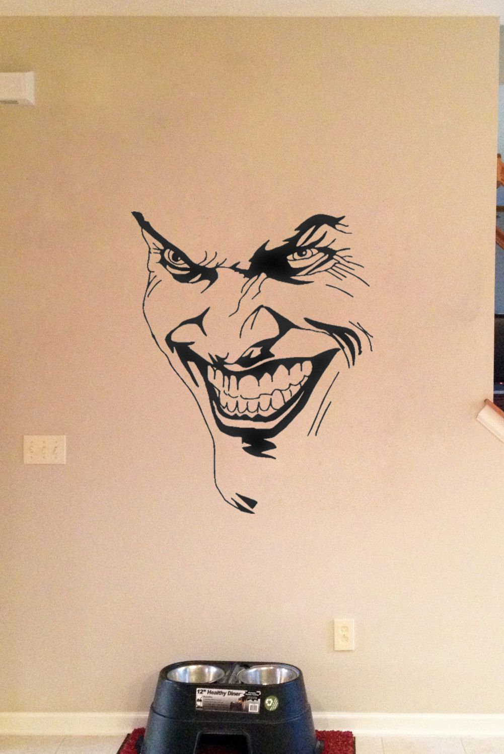 Batman Decal Joker Decal Dc Comic Decal Batman Vinyl Decal Joker Vinyl Decal Joker Car Decal Batman Car Decal Dc Comic Ca Batman Decals Vinyl Decals Batman Car [ 1499 x 1001 Pixel ]